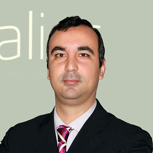 Pedro de la Torre, CEO de Indalics