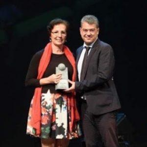 Premio PITA Innovacion, Gracia Fernandez y Carmelo Rodriguez