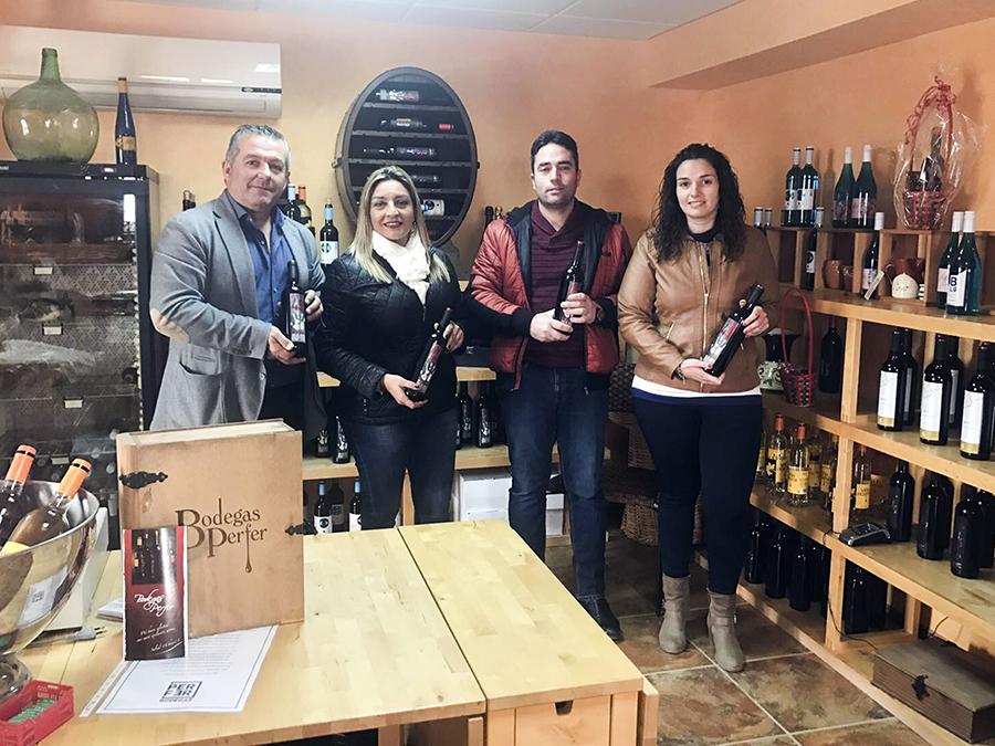 Bodegas Perfer_empresa PITA_sabores Almeria