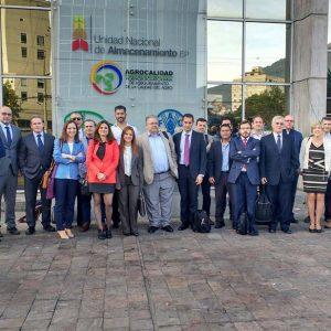 Empresas industria auxiliar agricola del PITA en Ecuador Extenda