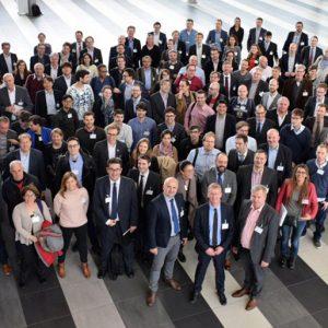 Foto grupal del consorcio del proyecto IoF2020_PITA_Tecnova_Hispatec