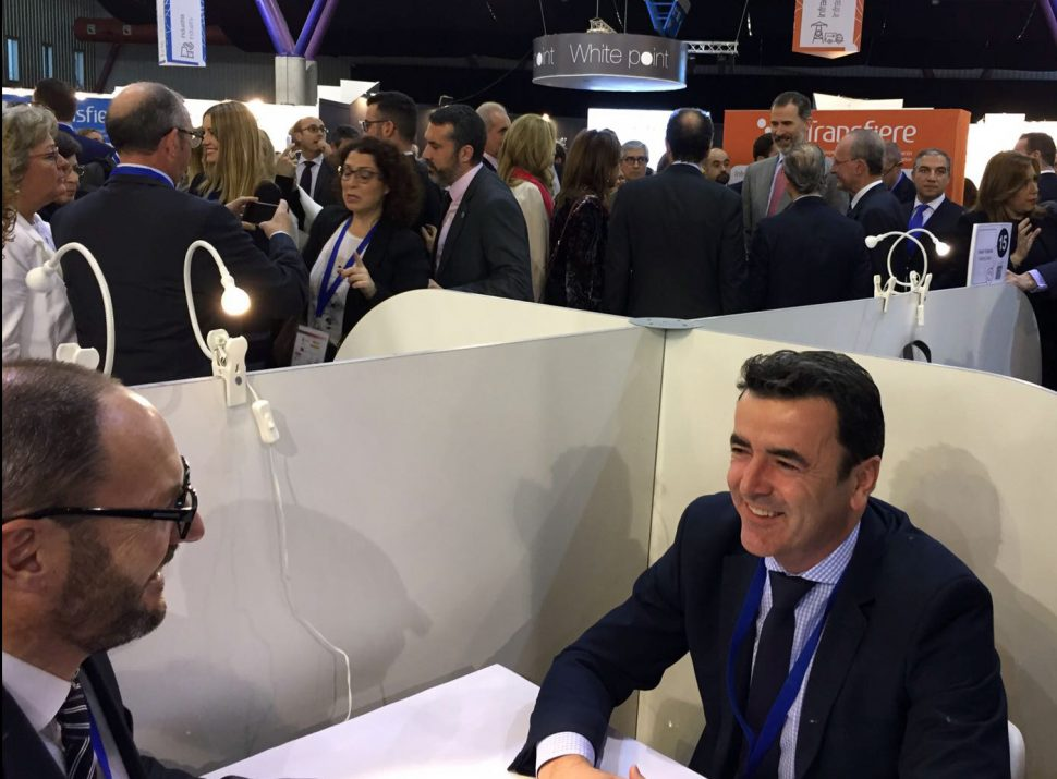 PITA en foro Transfiere innovacion empresas1