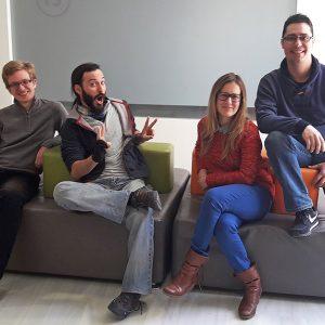 Upware Studios Team 2017 PITA