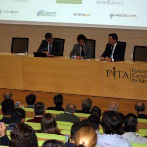 Inauguracion Jornadas Tecnicas para una produccion hortofruticola eficiente y sostenible