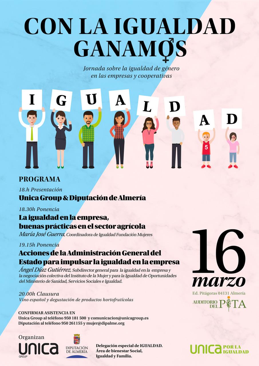 Jornada Igualdad de Genero
