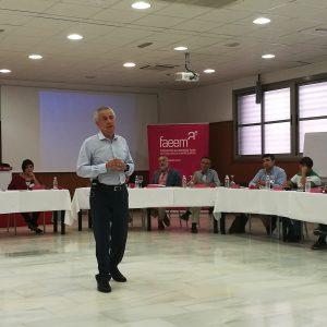 David Fernández, presidente de L&D.