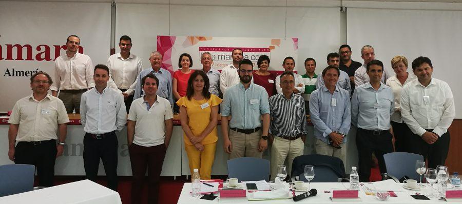 Participantes en el programa de Excelencia Empresarial.