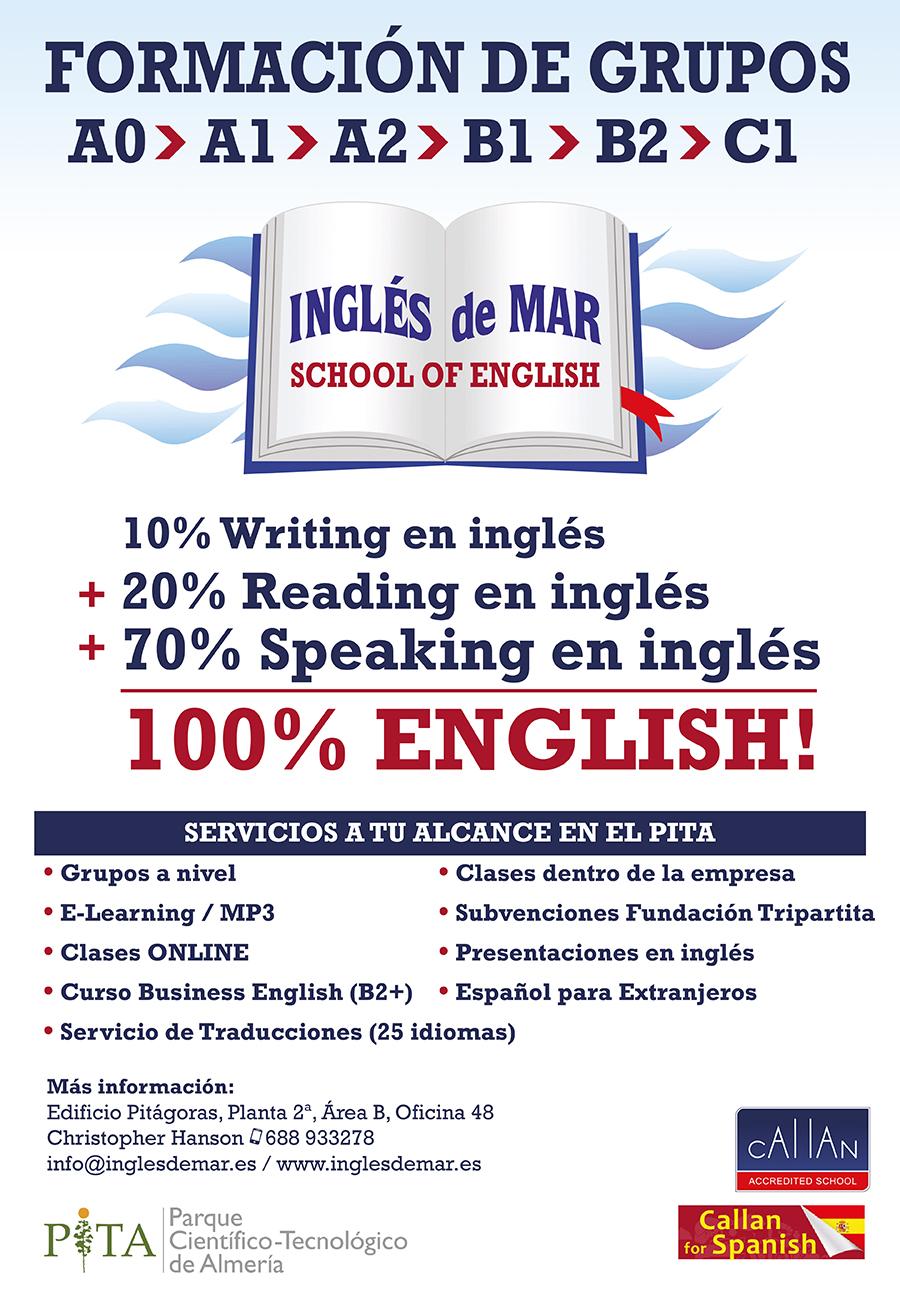 Ingles del Mar empresa PITA