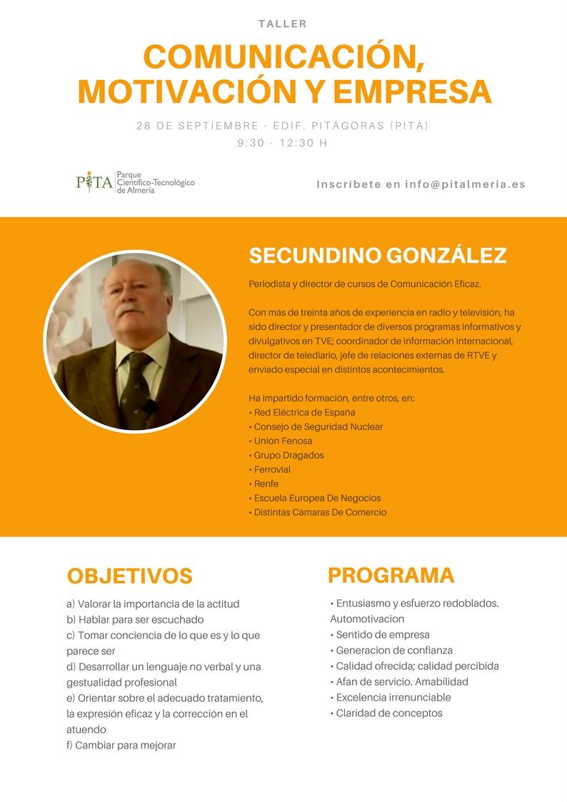 Taller Comunicacion, motivación y empresa_PITA