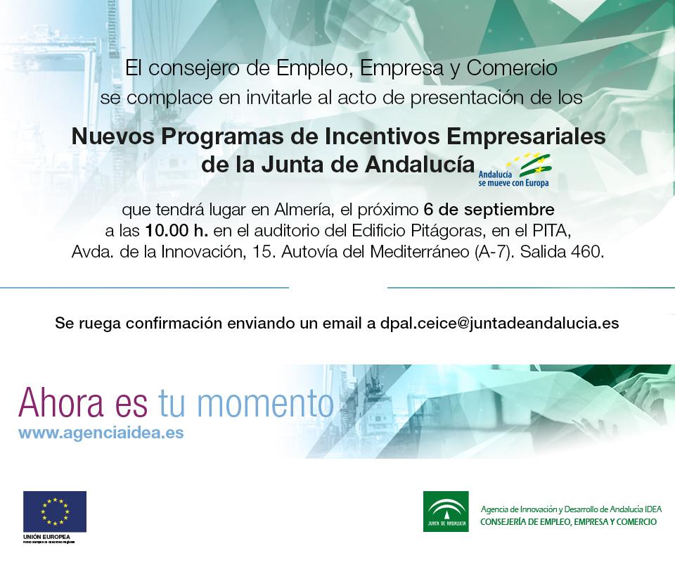 Presentacion Incentivos Agencia IDEA