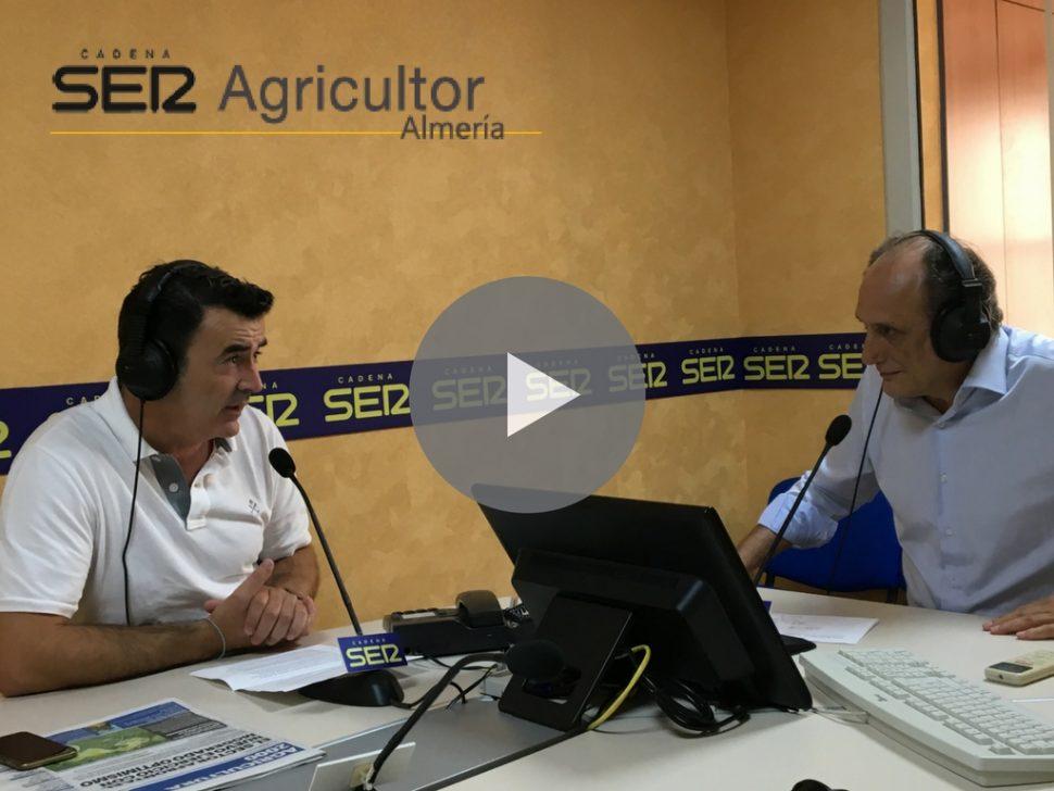 Escucha la entrevista Antonio Domene SER Agricultor
