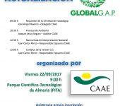 Jornada Global Gap CAAE PITA