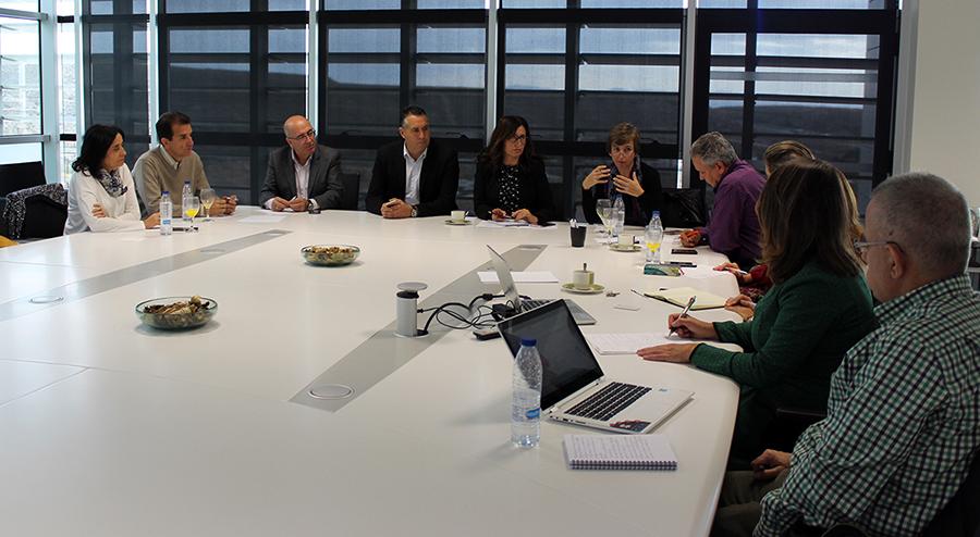 Mesa del emprendimiento noviembre 2017